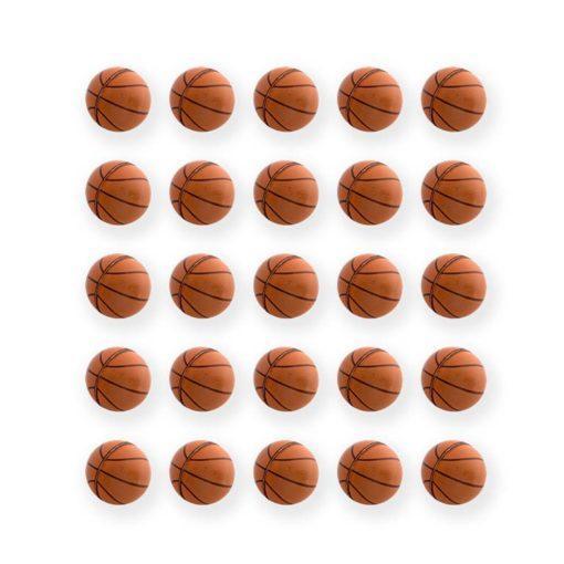 Les ballons de Basket, bonbons de la Maison VERDIER