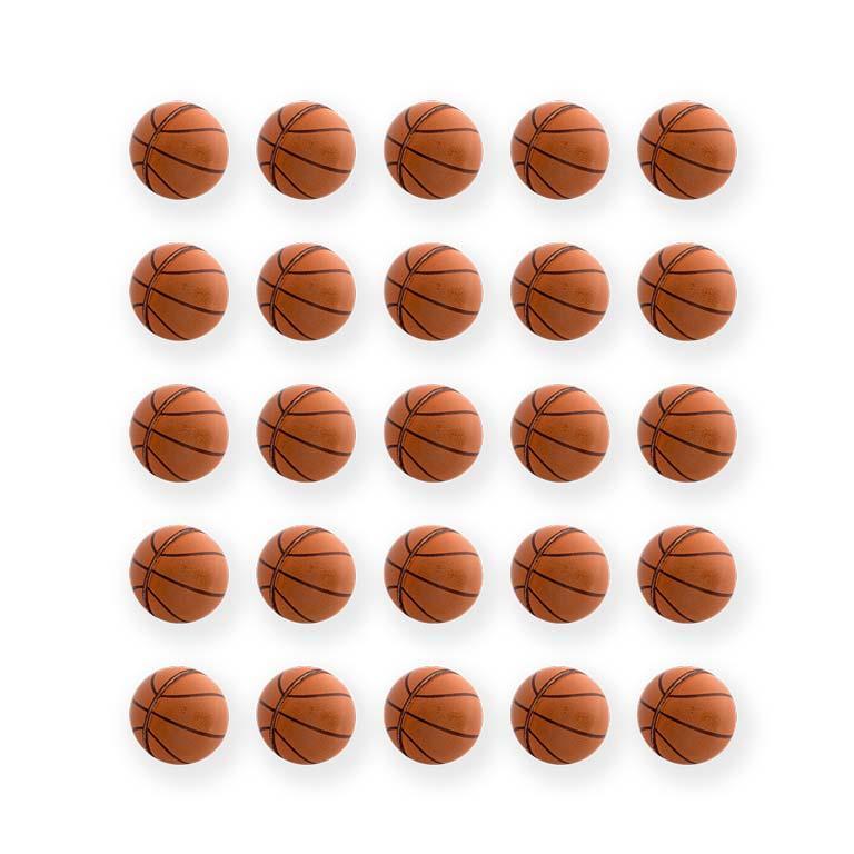Chocolate Basket Balls 150g Sachet
