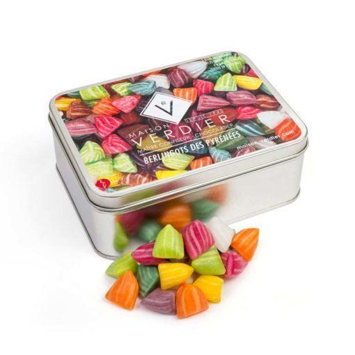 Bonbons Berlingots des Pyrenees - en boîte