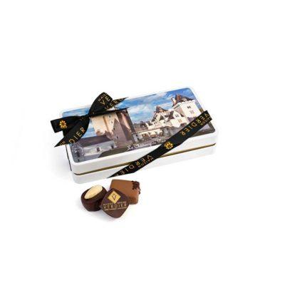 assortiment-chocolats-fin-boite-chateau-de-pau-maison-verdier-maitre-artisans-chocolatier-confiseur