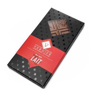 Chocolat au Lait - Sans Sucre Ajoutés