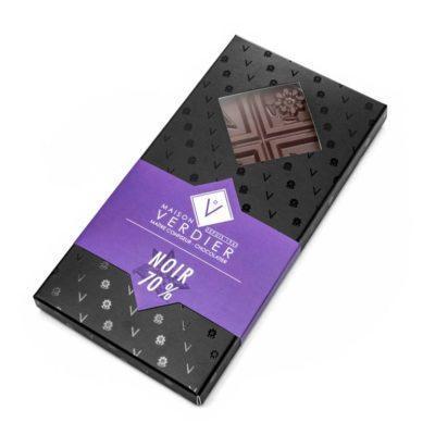 Tablette Chocolat Noir 70 %