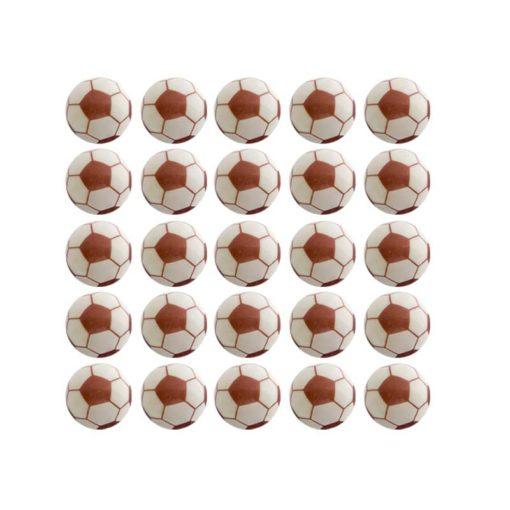 Ballons de football en chocolat - Maison VERDIER