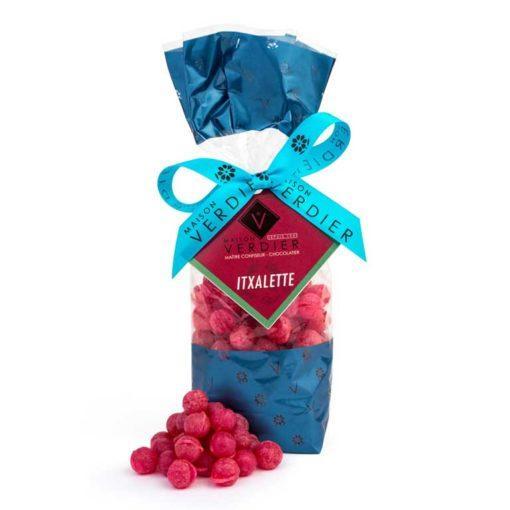 Les bonbons Itxalette de la Maison VERDIER