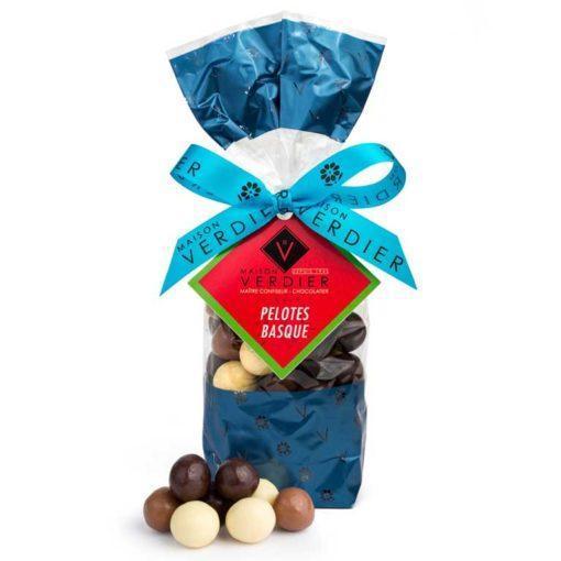 Les bonbons pelotes Basques de la Maison VERDIER
