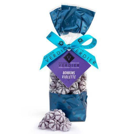 Les bonbons à la violette de la Maison VERDIER