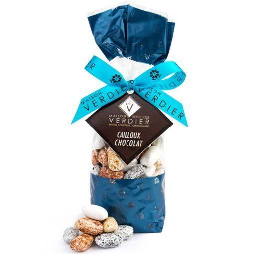 """Les confiseries """"Cailloux au chocolat"""" de la Maison VERDIER"""