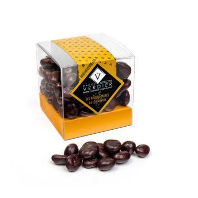 Raisins Dorés au Jurançon en cube de 100g