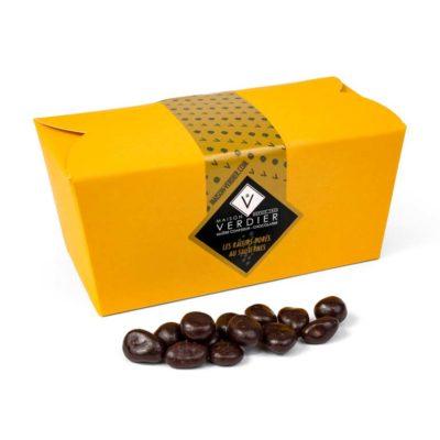 Les Raisins Dorés au Sauternes en Ballotin