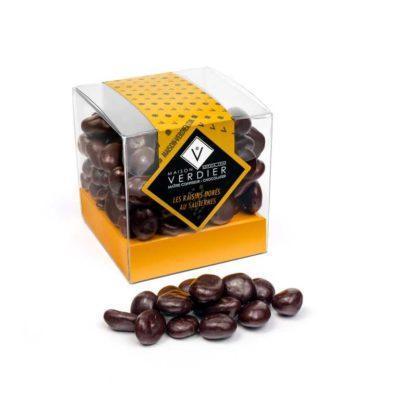 Raisins Dorés au Sauternes en Cube de 100g