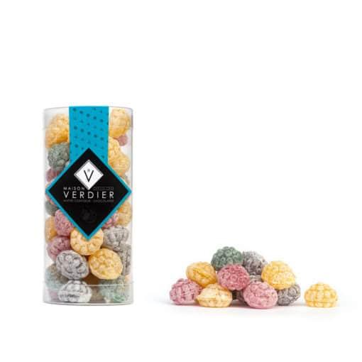 Mélange de sucreries, spécialités de la Maison VERDIER
